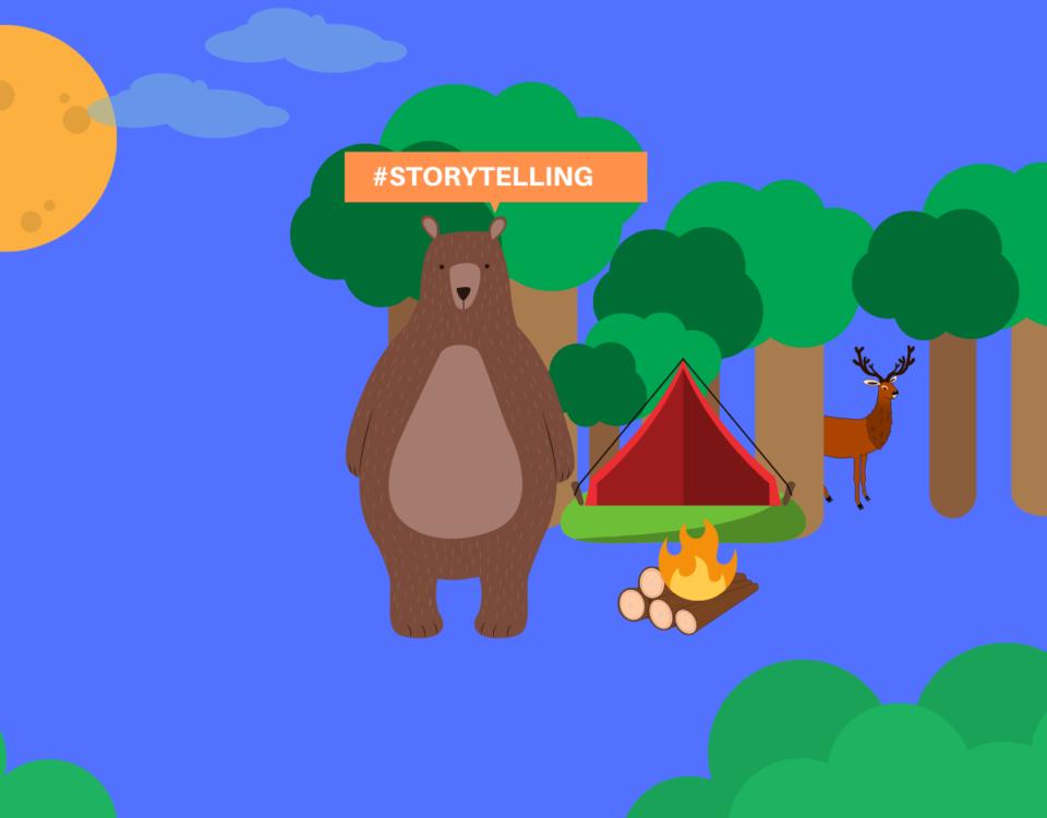 Che cos'è il digital storytelling? Come utilizzarlo nei post di Facebook?[