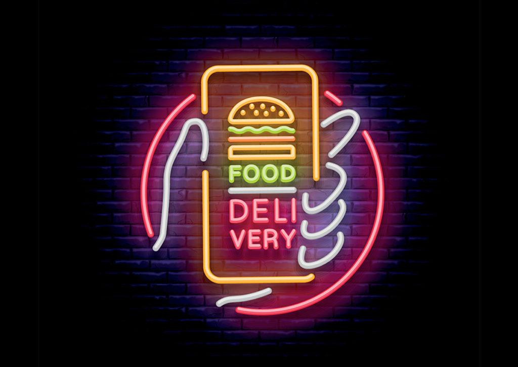 Food Delivery e la comunicazione online per servizi d'asporto