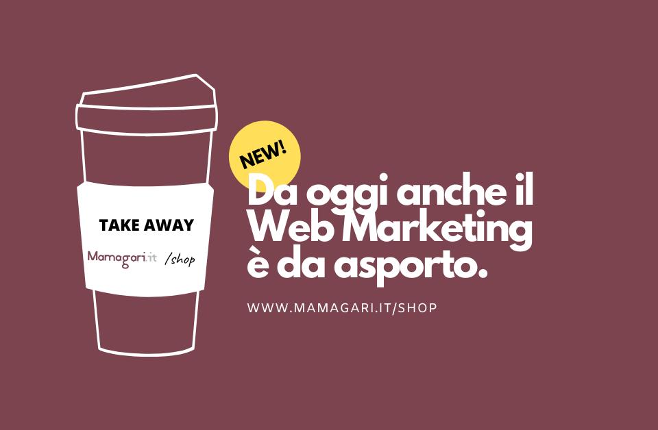 Mamagari.it Shop online dedicato alla consulenza digitale