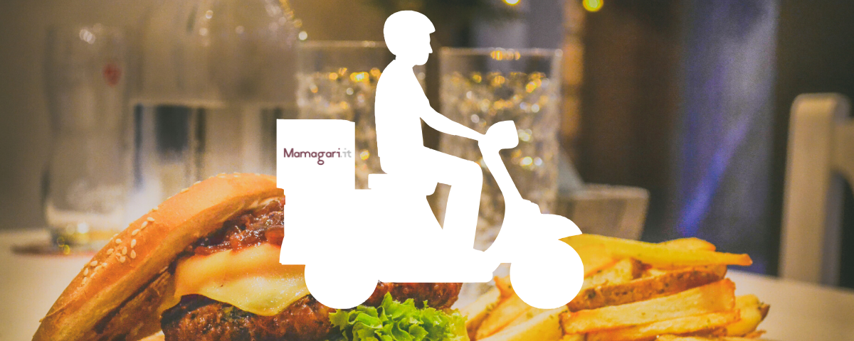 food delivery comunicazione online efficace
