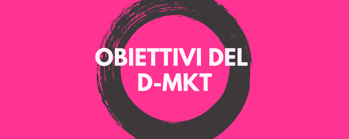 Obiettivi del Digital Marketing
