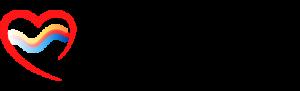 Logo Rhodigium nuoto cuore sportivo - Mamagari.it Web Agency