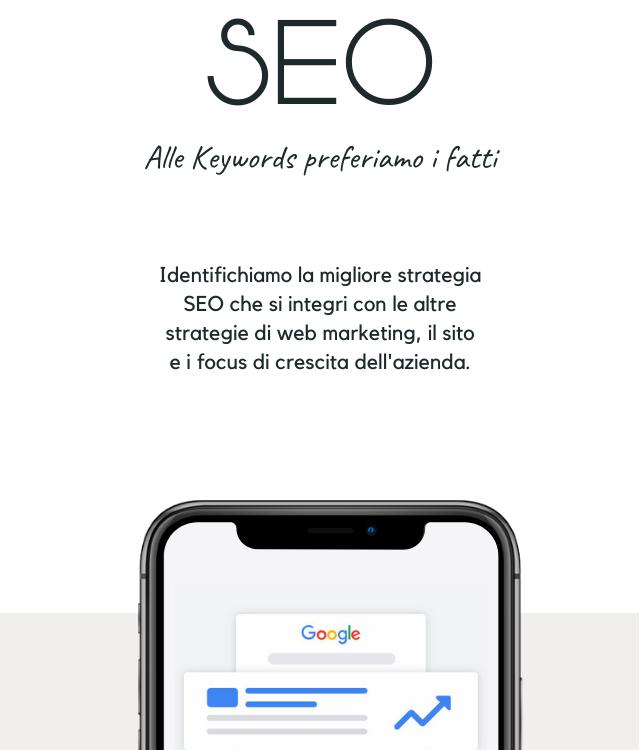 Agenzia SEO Italia, Padova per Aziende, eCommerce e liberi professionisti