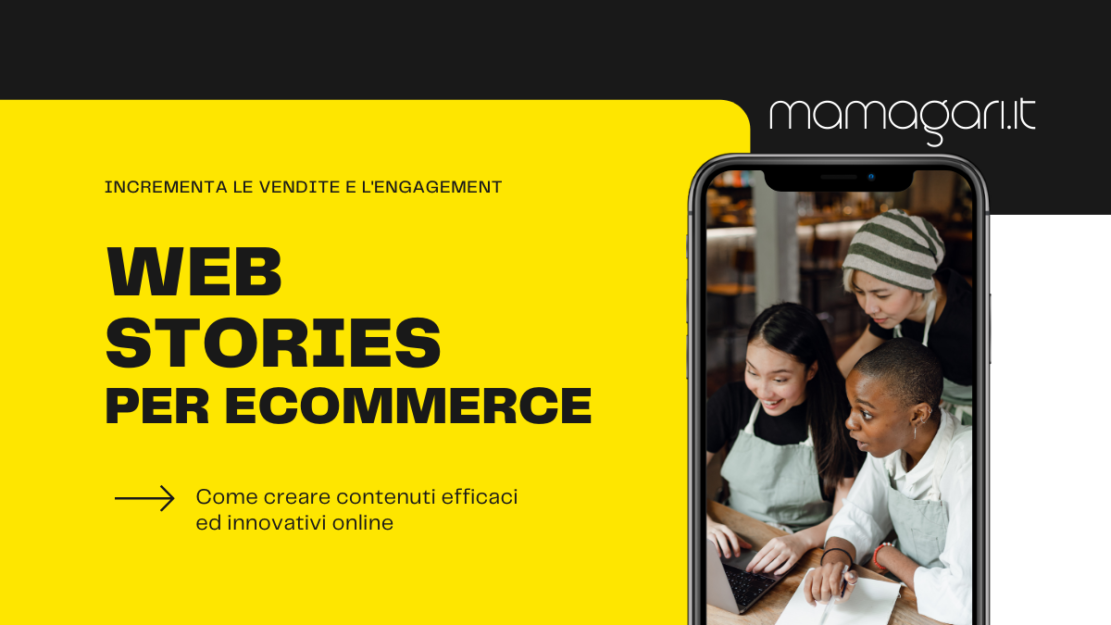 web stories mamagai.it