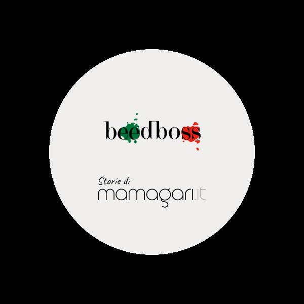 Beedboss Mamagari.it realizzazione sito istituzionale internazionale