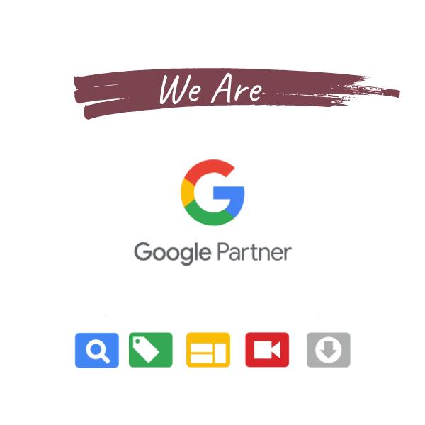 We Are Google Partner